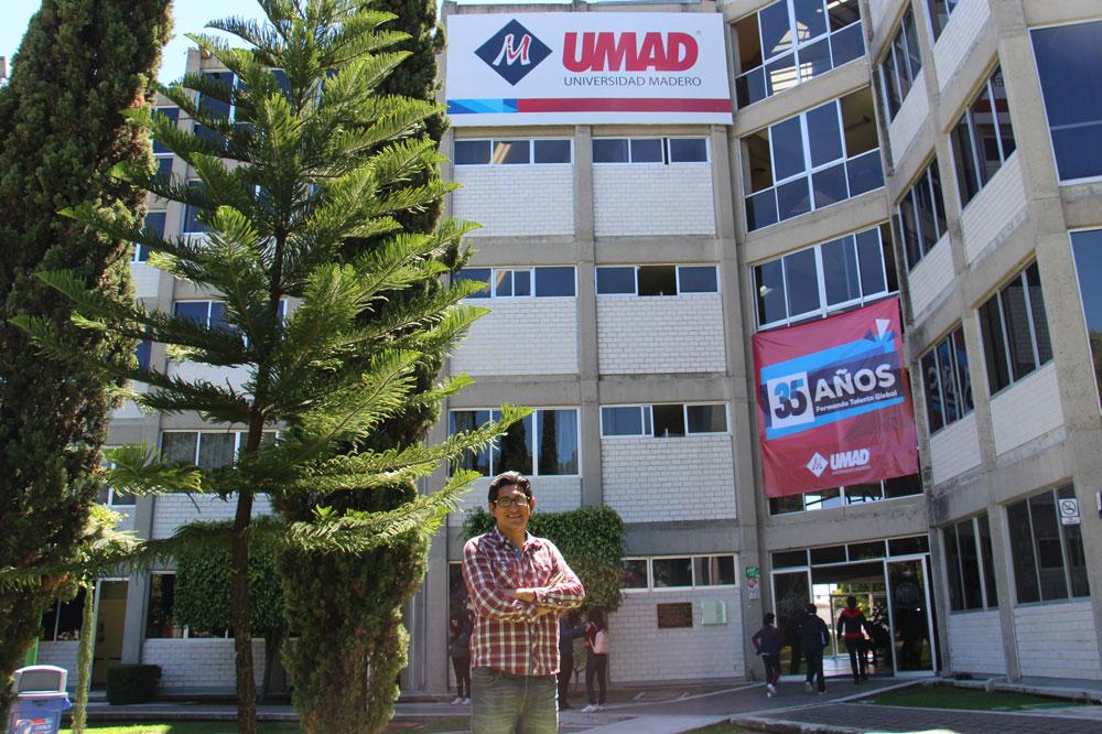 Org. Rector - UMAD Puebla