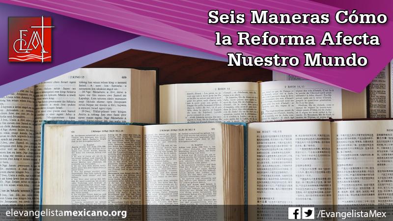 seis formas reforma