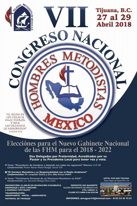 VII Congreso Nacional de FHM