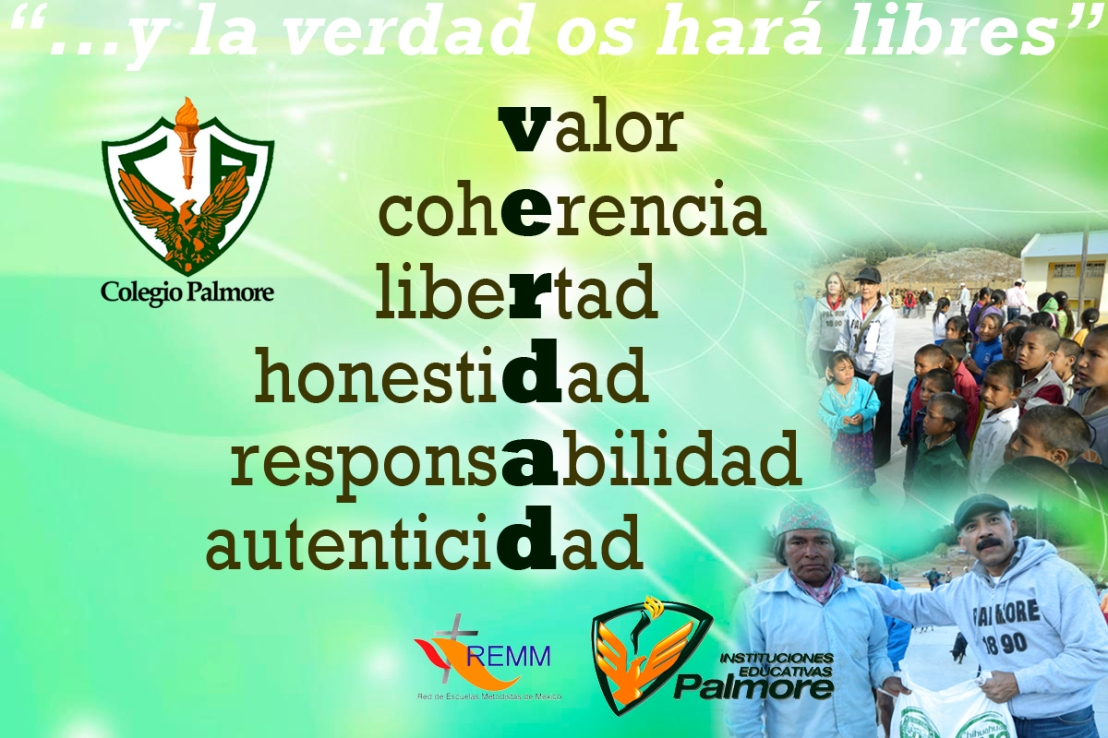 18 - l) Org. Rector -La Verdad, Colegio Palmore