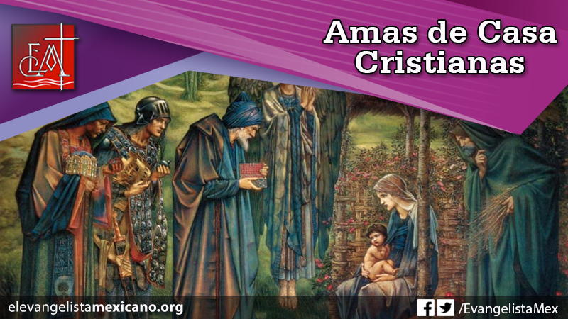 23) Amas de casa cristianas