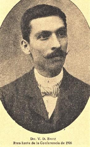 5 - g) Remembranza - Victoriano D. Baez