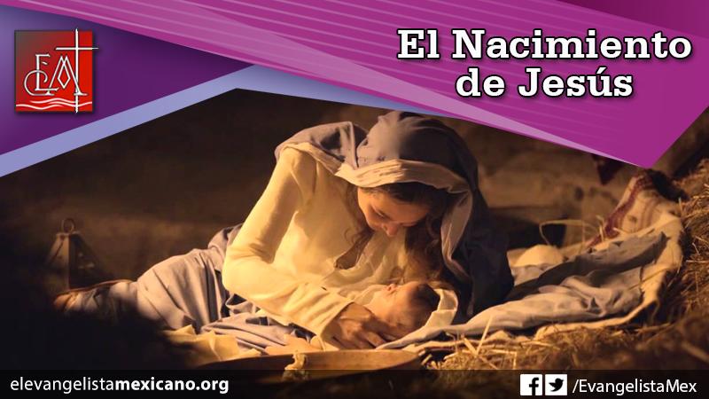 7) El nacimiento de Jesús