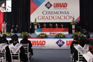 XXXIII Graduación de Licenciaturas y Posgrados, UMAD Puebla 1