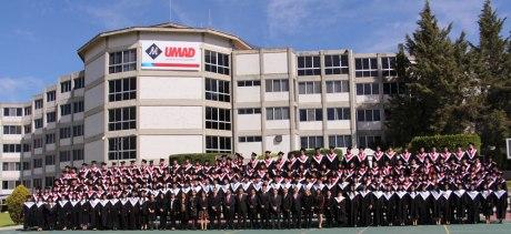 XXXIII Graduación de Licenciaturas y Posgrados, UMAD Puebla 3