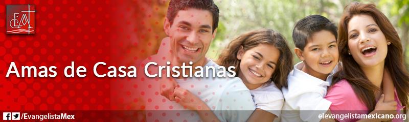 17) Amas de casa cristianas