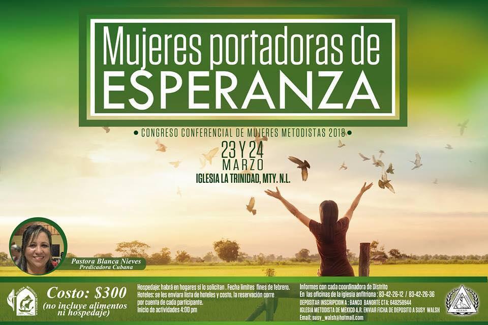 22) Congreso Conferencial de S. M. Femeniles, CAO