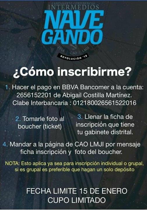 24 - b) Intermedios, CAO