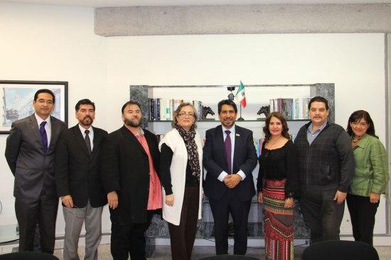 7) Org. Rector - UMAD Puebla 1