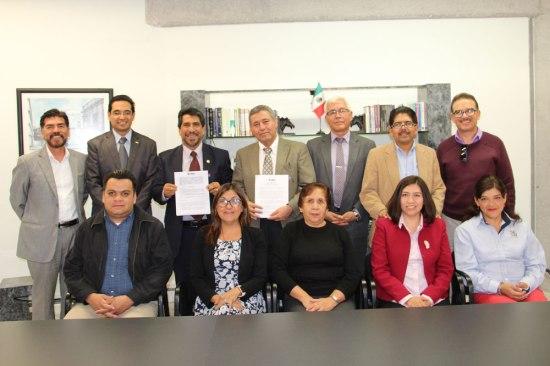 7) Org. Rector - UMAD Puebla 2