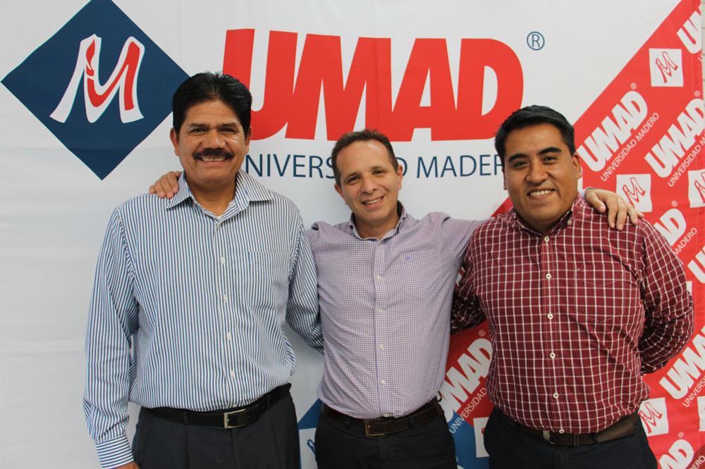c Org. Rector - UMAD Puebla