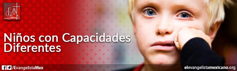 17) Los niños con capacidades diferentes