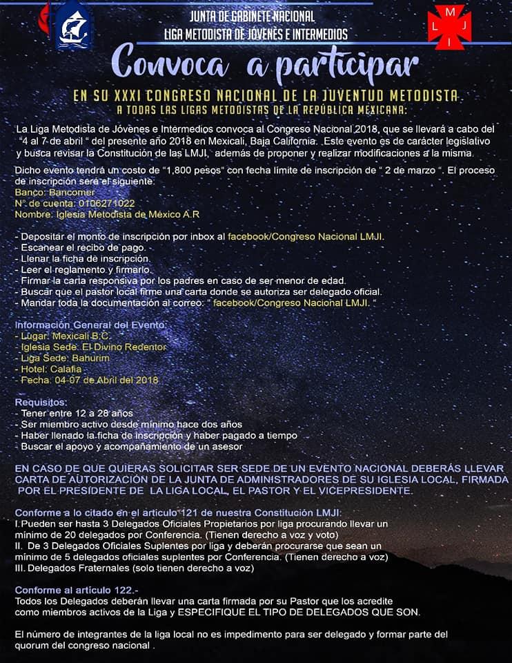 19. XXXI Congreso Nacional de LMJI - 1