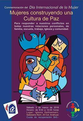 23. Mujeres Construyendo una Cultura de Paz