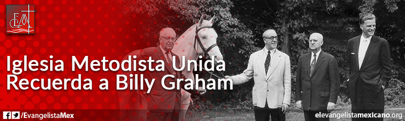 5. La IMU recuerda a Billy Graham