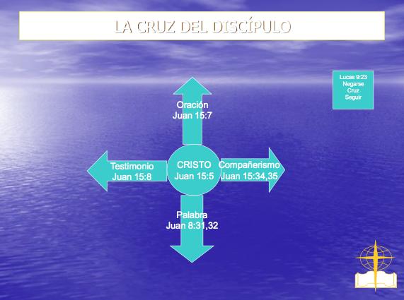 cruz discipulo