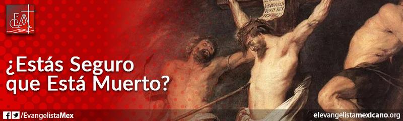 9. La Resurrección, estás seguro de que está mierto
