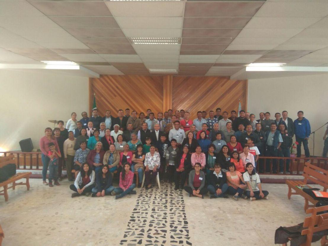 7. IV Conferencia del Distrito Hidalgo y las Huastecas, CAS