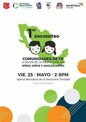 27. Primer Encuentro Comunidades de Fe