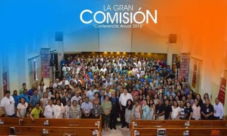 2, a XXVIII Conferencia Anual Oriental (CAO)