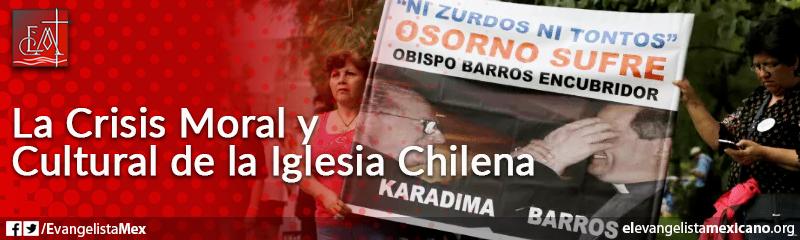 22. La crisis moral y cultural de la iglesia chilena
