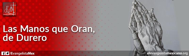 23. Manos que Oran, de Durero