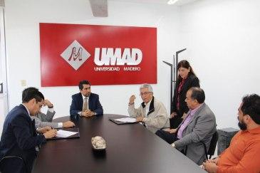 14. Firma convenios UMAD c