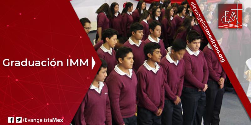 9. Graduación IMM