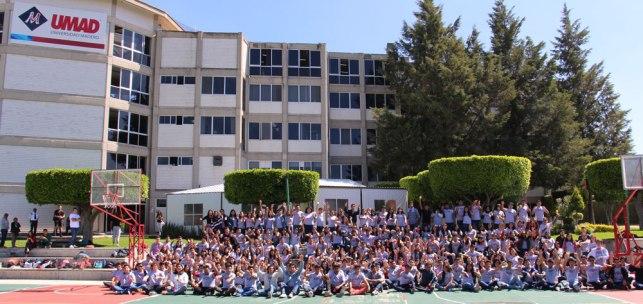 12. UMAD Bienvenida estudiantes e