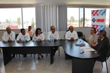 16. UMAD Firma de convenio IMSS c