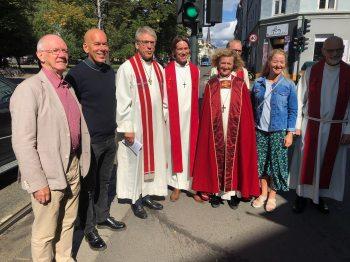 9. Noticias internacionales - culto ecuménico d