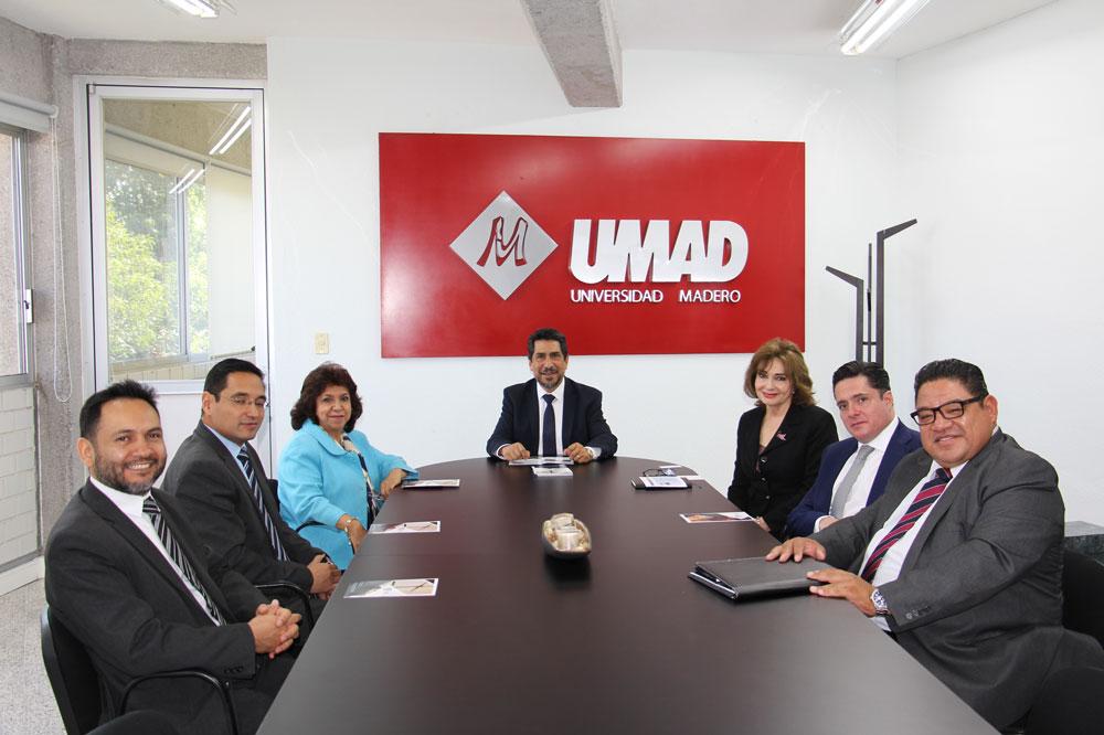 13. UMAD - Estrechan lazos con Tribunal de Justicia a