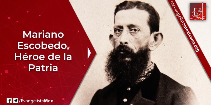 8. Mariano Escobedo, héroe de la patria