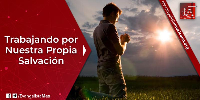 5. Trabajando por nuestra propia salvación