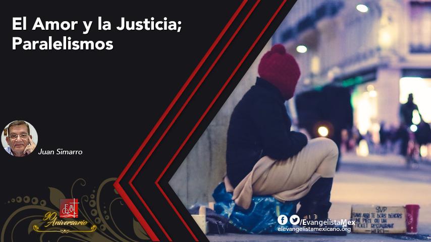 El Amor y la Justicia;Paralelismos