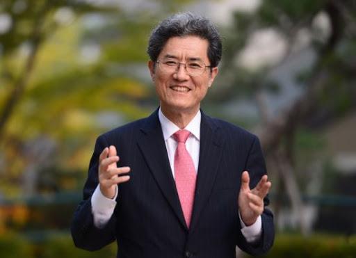 Saludos del Presidente del Consejo MundialMetodista