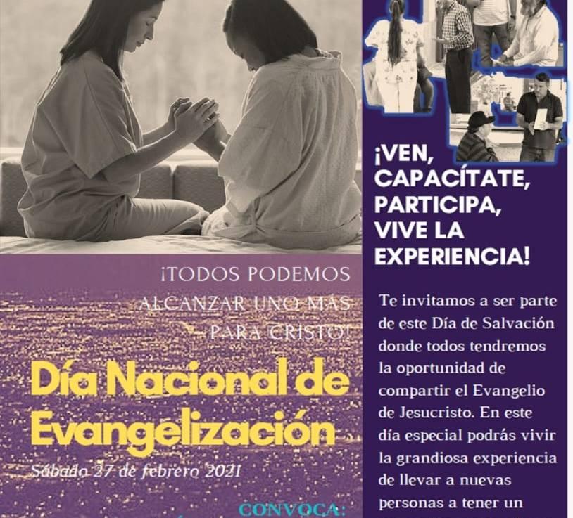 Día Nacional deEvangelización