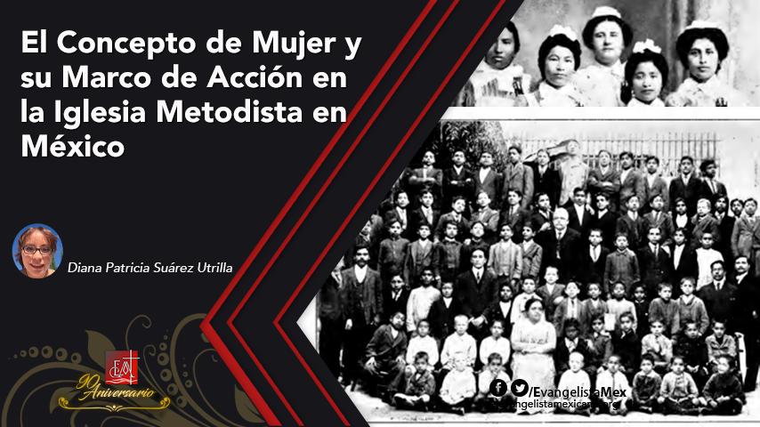 El Concepto de Mujer y su Marco de Acción en la Iglesia Metodista enMéxico